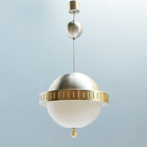 Large Pendant 'Lonely Planet' by Esperia, Italy