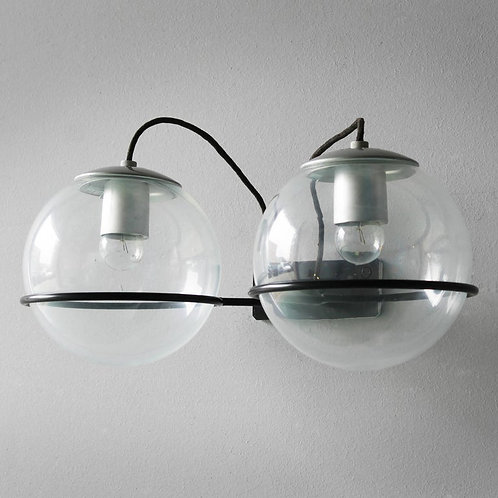 Vintage Wall Light 237/2 by Gino Sarfatti for Arteluce 1959