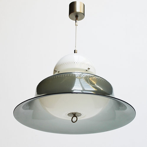 Pendant KD14 by Sergio Asti for Kartell