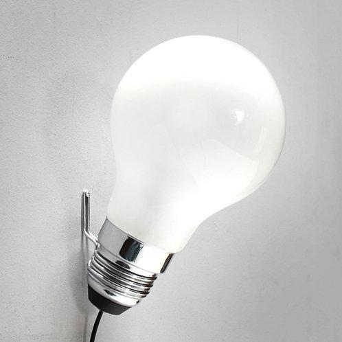 Thomas Alva Edison Lights by Ingo Maurer, 1979