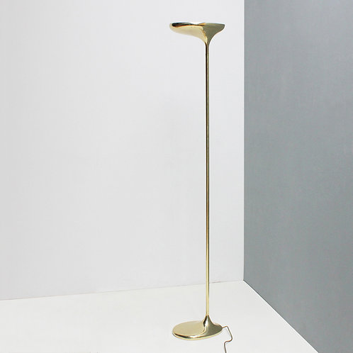 Sculptural Italian Floor Lamp by Giovanni Santoni for C.S. Arte