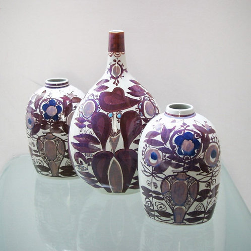Three-Piece Kari Christensen Royal Copenhagen