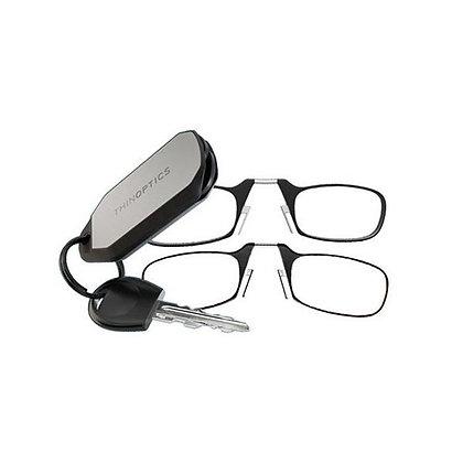 מחזיק מפתחות +  2  משקפי קריאה