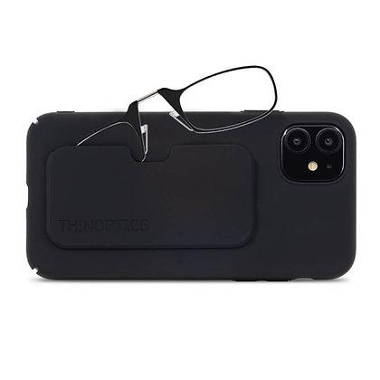 משקפי קריאה +כיסוי לאייפון 11