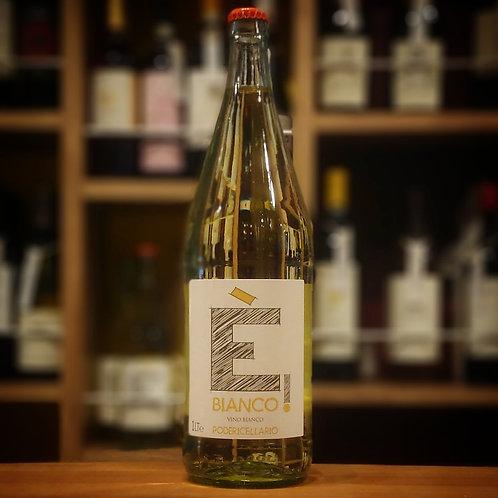 "Vino Bianco ""E' Bianco!"" 1,000ml / Poderi Cellario  ヴィーノ ビアンコ ""エ ビアンコ!""1,000ml / ポデリ チェッラーリオ"