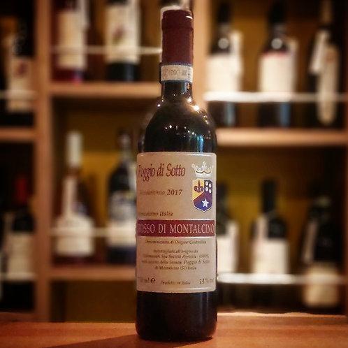 Rosso di Montalcino DOC / Poggio di Sotto  ロッソ ディ モンタルチーノ DOC / ポッジオ ディ ソット