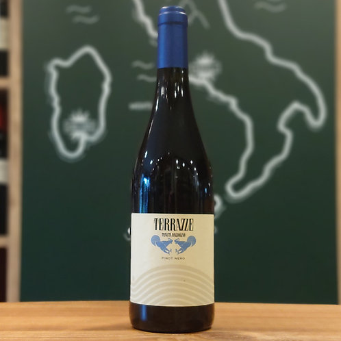 "Provincia di Pavia IGT Pinot Nero ""Terrazze"" / Mazzolino  プロヴィンチア ディ パヴィア IGT ""テッラッツェ"" / マッツォリーノ"