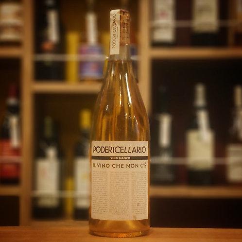 "Vino Bianco ""IL VINO CHE NON C'E"" / Poderi Cellario  ヴィーノ ビアンコ ""イル ヴィーノ ケ ノン チェ"" / ポデリ チェッラーリオ"