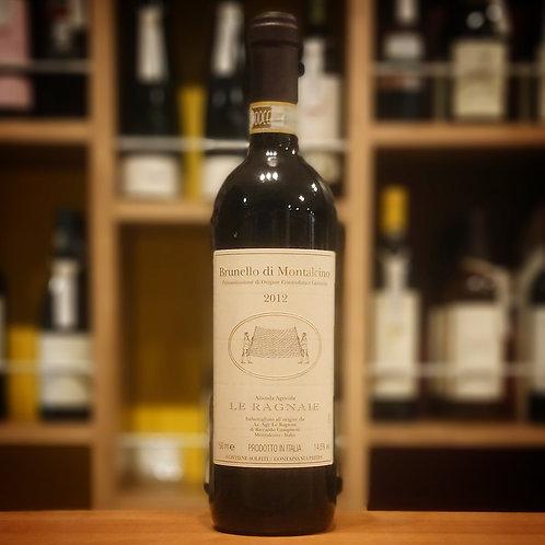 Brunello di Montalcino DOCG / Le Ragnaie  ブルネッロ ディ モンタルチーノ DOCG / レ ラニャイエ