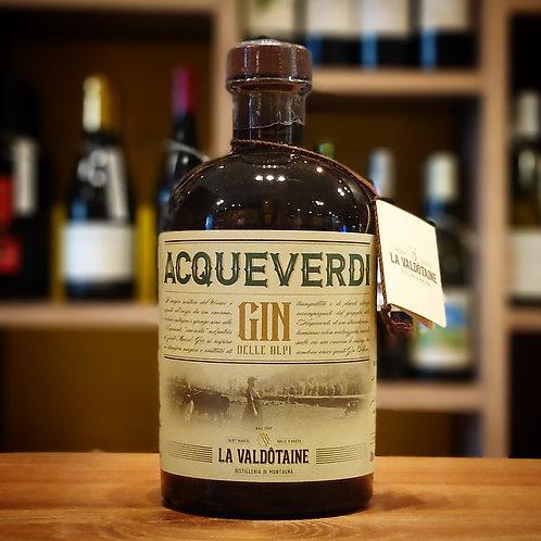 Acqueverdi Gin delle Alpi 1,000ml / La Valdotaine アックエヴェルディ ジン デッレ アルピ 1,000ml / ラ ヴァルドタイネ