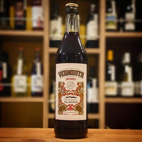 "Vino Aromatizzato ""Vermouth Rosso"" 1,000ml / Baglio Baiata Alagna ヴェルモット ロッソ 1,000ml / バッリオ バイアータ アラーニャ"