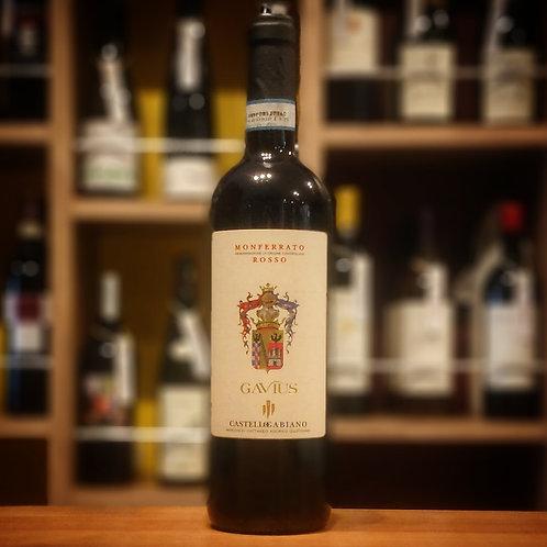 "Monferrato Rosso DOC ""Gavius"" / Castello di Gabiano  モンフェッラート ロッソ DOC ""ガヴィウス"" / カステッロ ディ ガビアーノ"