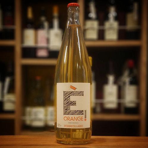 "Vino Bianco ""E' Orange!"" 1,000ml / Poderi Cellario  ヴィーノ ビアンコ""エ オレンジ!""1,000ml / ポデリ チェッラーリオ"