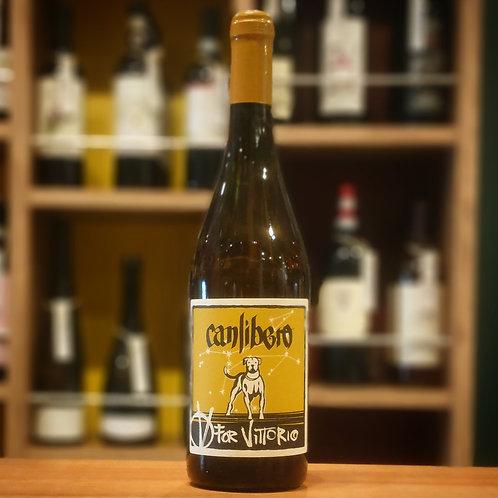 """Vino Bianco """"V For Vittorio"""" / Canlibero  ヴィーノ ビアンコ """"V フォー ヴィットリオ""""/ カンリーベロ"""