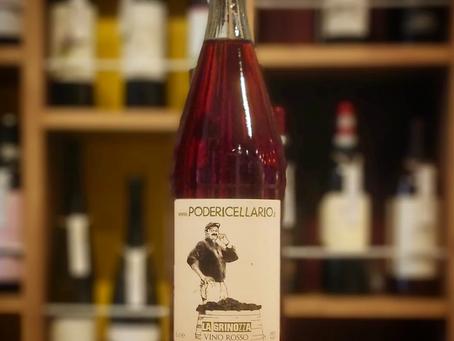 """【新商品】暑くなって来た今の季節に最高の一杯!微発泡赤ワイン""""ラ グリノッツァ"""" ペット ナット"""