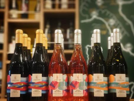 【新商品】まるでシチリア島の太陽のようなゴルギ トンディのワイン