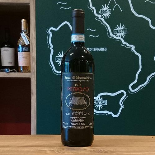 "Rosso di Montalcino DOC ""Petroso"" / Le Ragnaie  ロッソ ディ モンタルチーノ DOC ""ペトローソ"" / レ ラニャイエ"