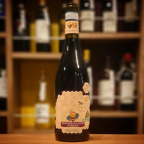 "Montepulciano d'Abruzzo DOP ""Vola Vole"" / Cantina Orsogna  モンテプルチアーノ ダブルッツォ DOP""ヴォーラ ヴォーレ"" / カンティーナ オルソーニャ"