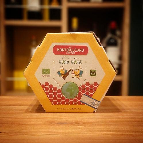 "Montepulciano d'Abruzzo DOP ""Vola Vole"" / Cantina Orsogna  モンテプルチアーノダブルッツォ DOP""ヴォーラ ヴォーレ"" / カンティーナ オルソーニャ"