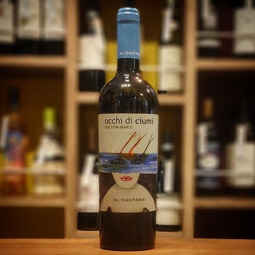 "Etna Bianco DOC ""Occhi di Ciumi"" / Al-Cantara  エトナ ビアンコ DOC ""オッキ ディ チュミ"" / アル カンターラ"