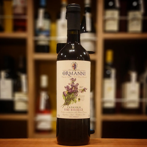 Toscana IGT Canaiolo / Ormanni  トスカーナ IGT カナイオーロ / オルマンニ