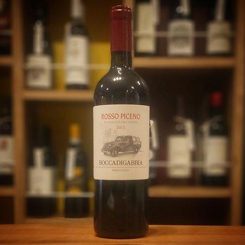 Rosso Piceno DOC / Boccadigabbia  ロッソ ピチェーノ DOC / ボッカディガッビア