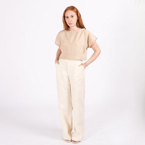 zero waste blouse