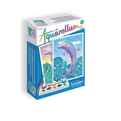 Aquarellum Mini Delfine