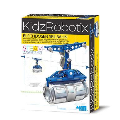 """""""Blechdosen Seilbahn - KidzRobotix"""""""
