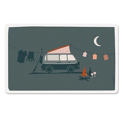 Frühstücksbrettchen Camper Van