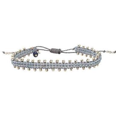 Happiness Lapislazuli Silber Armband