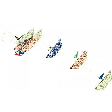 Girlande Boote
