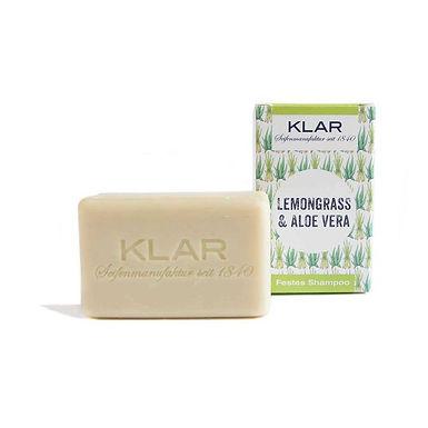 festes Shampoo Lemongrass&Aloe Vera 100g (für fettiges Haar)