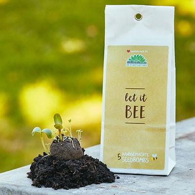 Let it Bee Samenbomben