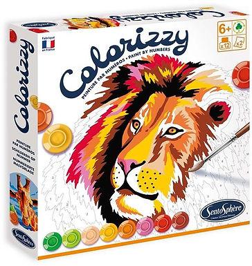 Colorizzy Löwe & Giraffe