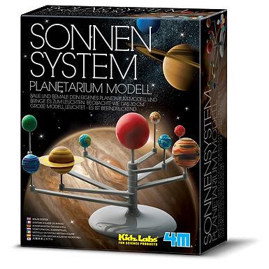 """Planetarium Modell - Sonnensystem - KidzLabs"""