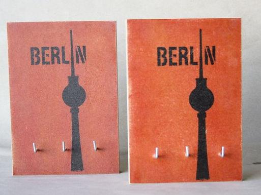 Schlüsselbrett für Berlin - Fans