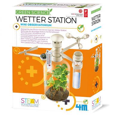 """""""Wetterstation - Green Science"""""""