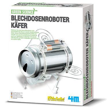 """""""Blechdosenroboter Käfer - Green Science"""""""