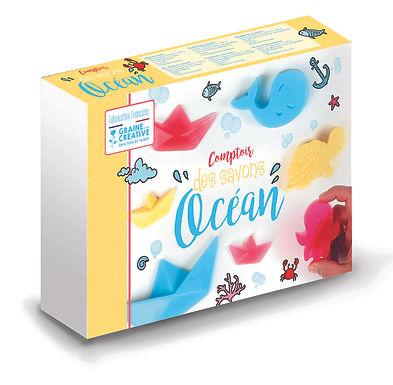 BOX SOAP MAKING - OCEAN