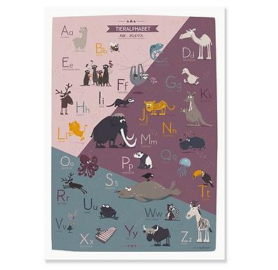 ABC Poster 50x70