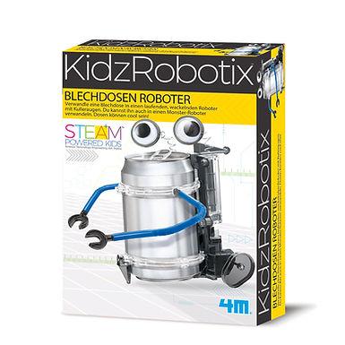 """""""Blechdosen Roboter - KidzRobotix"""""""