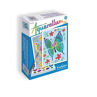 Aquarellum Mini Schmetterlinge