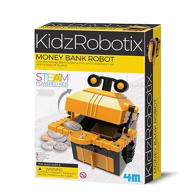 """Spardosen Roboter - KidzRobotix"""