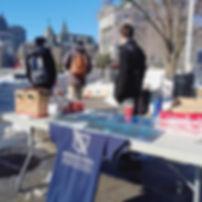 Phi Delta Theta ΦΔΘ McGill Quebec Alpha Philanthropy