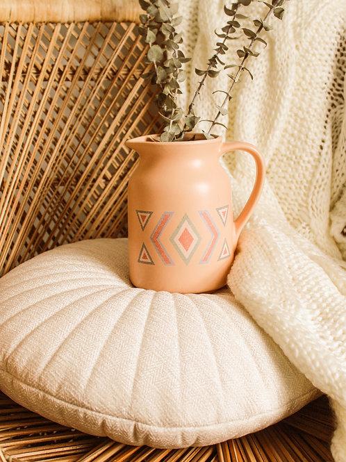 Vase ''hippie''
