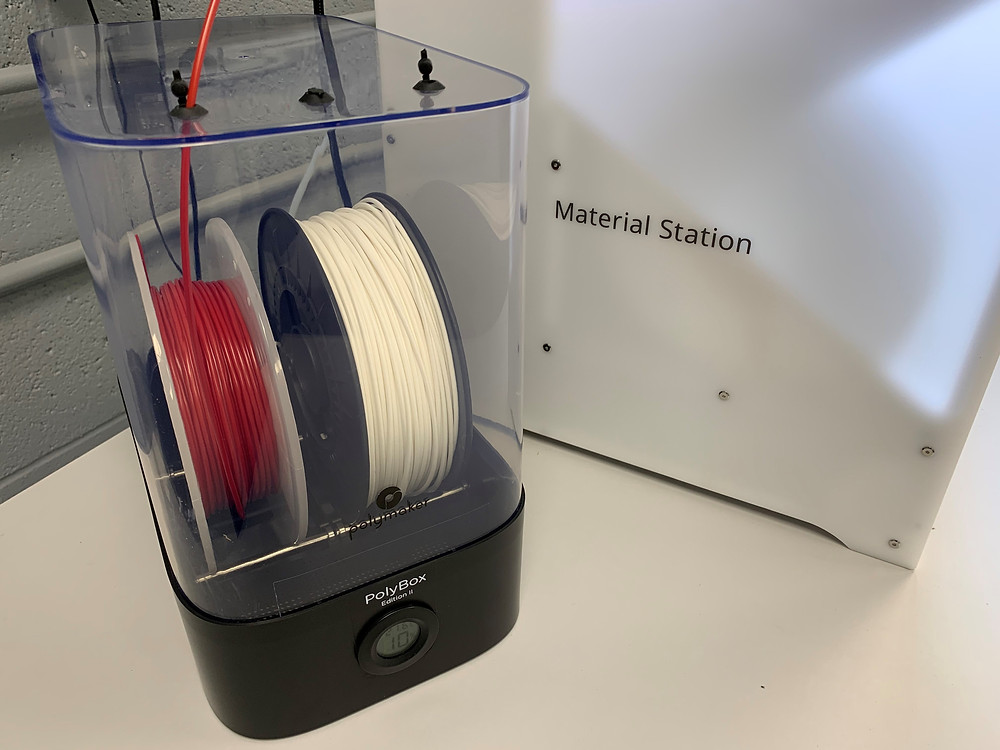 3D Printing Drier & Water Absorption