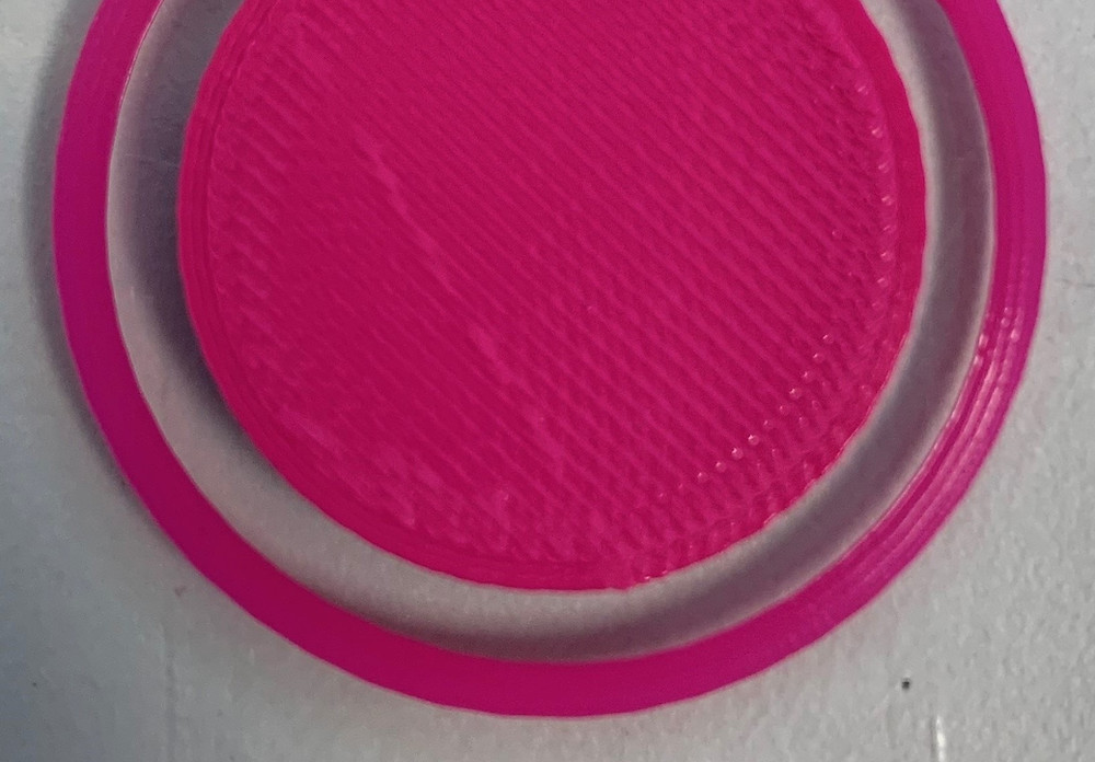 Irregular Surface Finish in 3D Printing