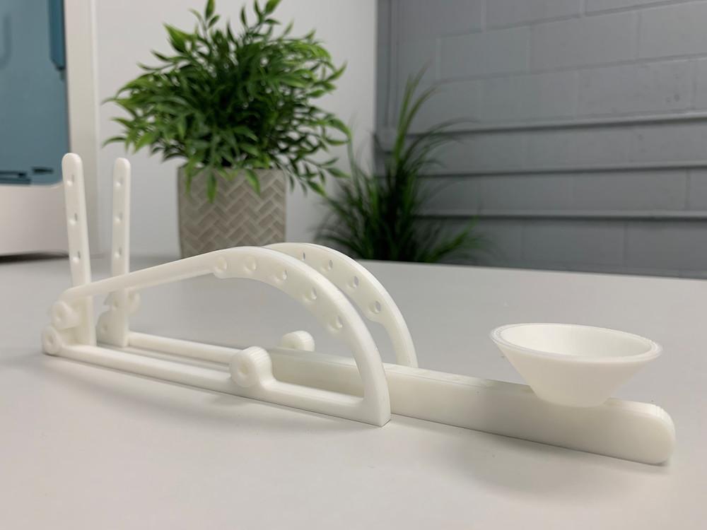 3D Printed STEM Catapult