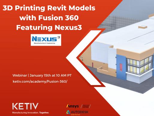 3D Printing Revit Models